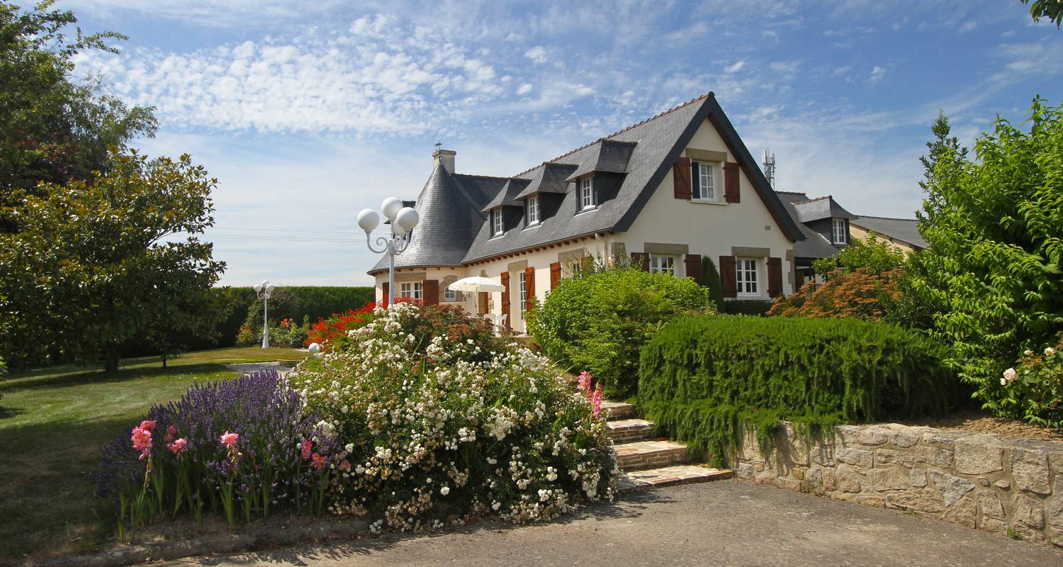 Bed & breakfast: villa des longchamps in saint-malo (101643)