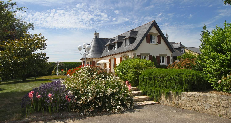 Habitación de huéspedes: villa des longchamps en saint-malo (101643)