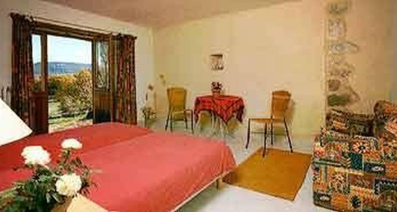 Chambre d'hôtes: le gite de chaloux à simiane-la-rotonde (101665)