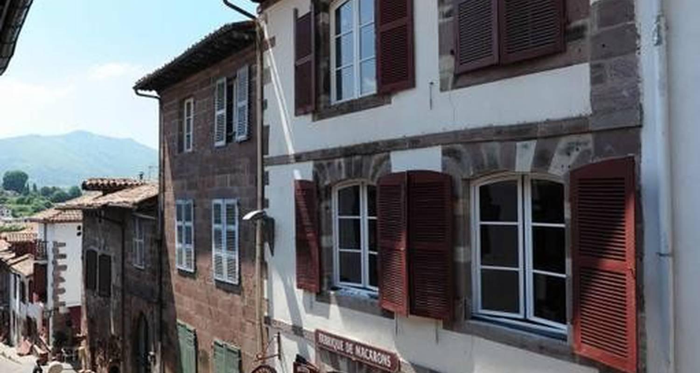 Gîte de groupe: auberge du pèlerin en saint-jean-pied-de-port (101823)