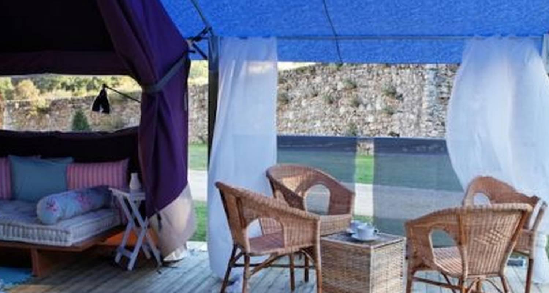 Espacios del campamento: camping le port de lacombe en flagnac (101863)