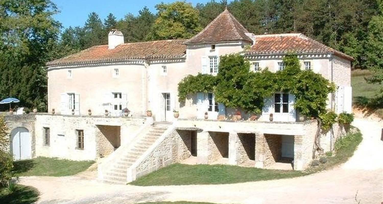 Habitación de huéspedes: domaine de l'ameillée en puy-l'évêque (102032)