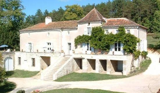 Domaine De L'Ameillée
