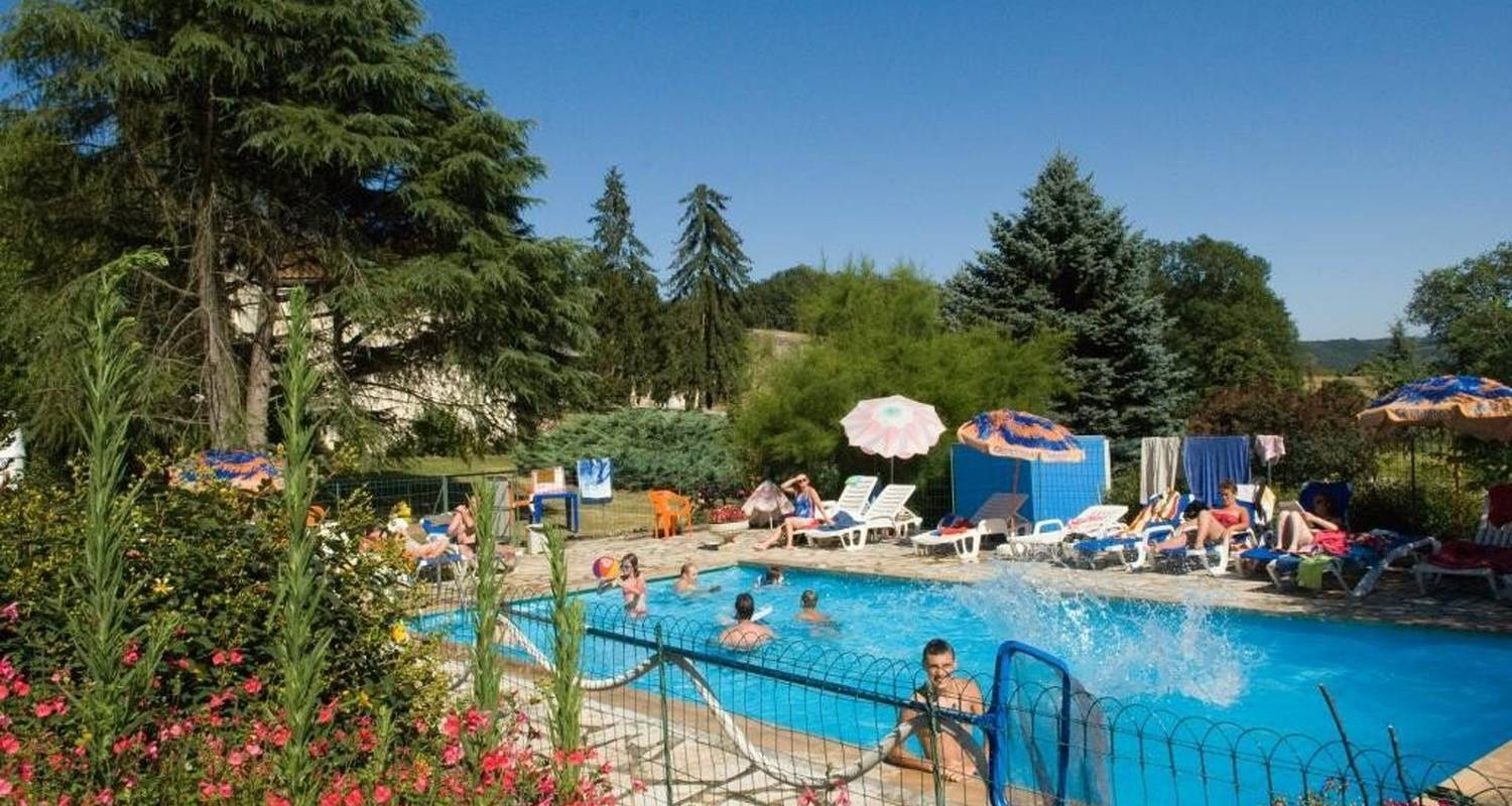 Camping pitches: camping de la besse in camon (102041)
