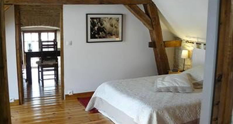 Bed & breakfast: a l'atelier in vézelay (102261)