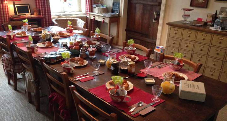 Bed & breakfast: le clos des hautes loges in bénouville (129310)