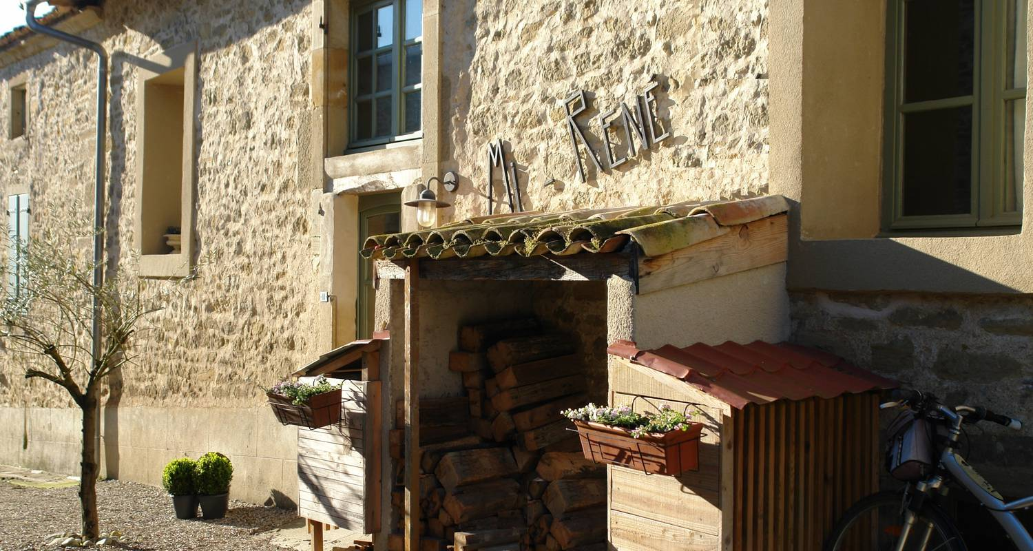 Bed & breakfast: mi-rené in lagarde (102495)