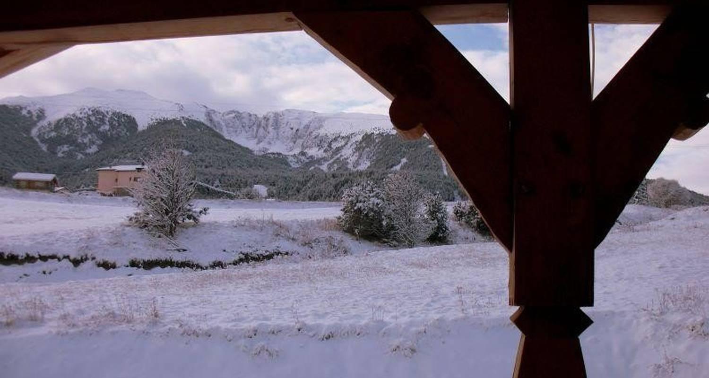 Casa rurale: chalet puigmal en saint-pierre-dels-forcats (102589)
