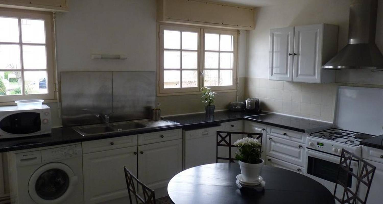 Furnished accommodation: gite-urbain-angers in angers (102592)
