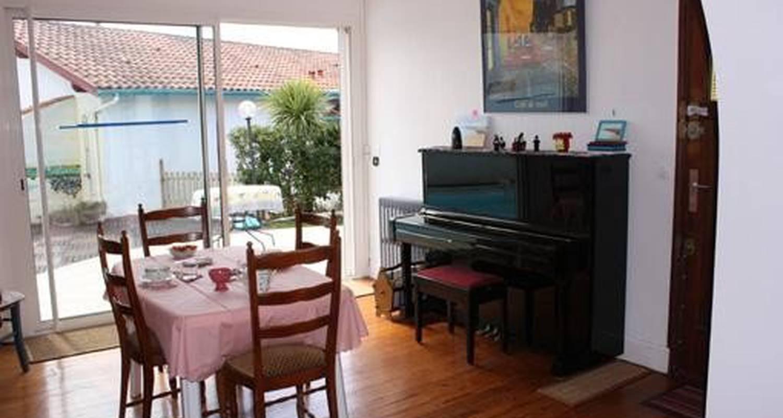 Bed & breakfast: chambres d'hôtes madeline in capbreton (102663)