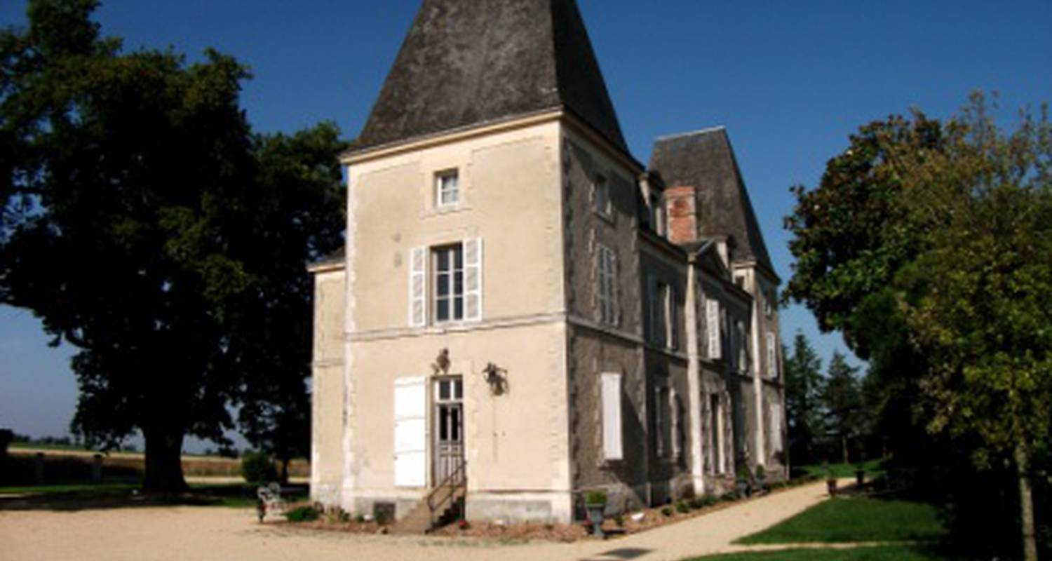 Bed & breakfast: le château de belle-vue in sainte-cécile (102697)