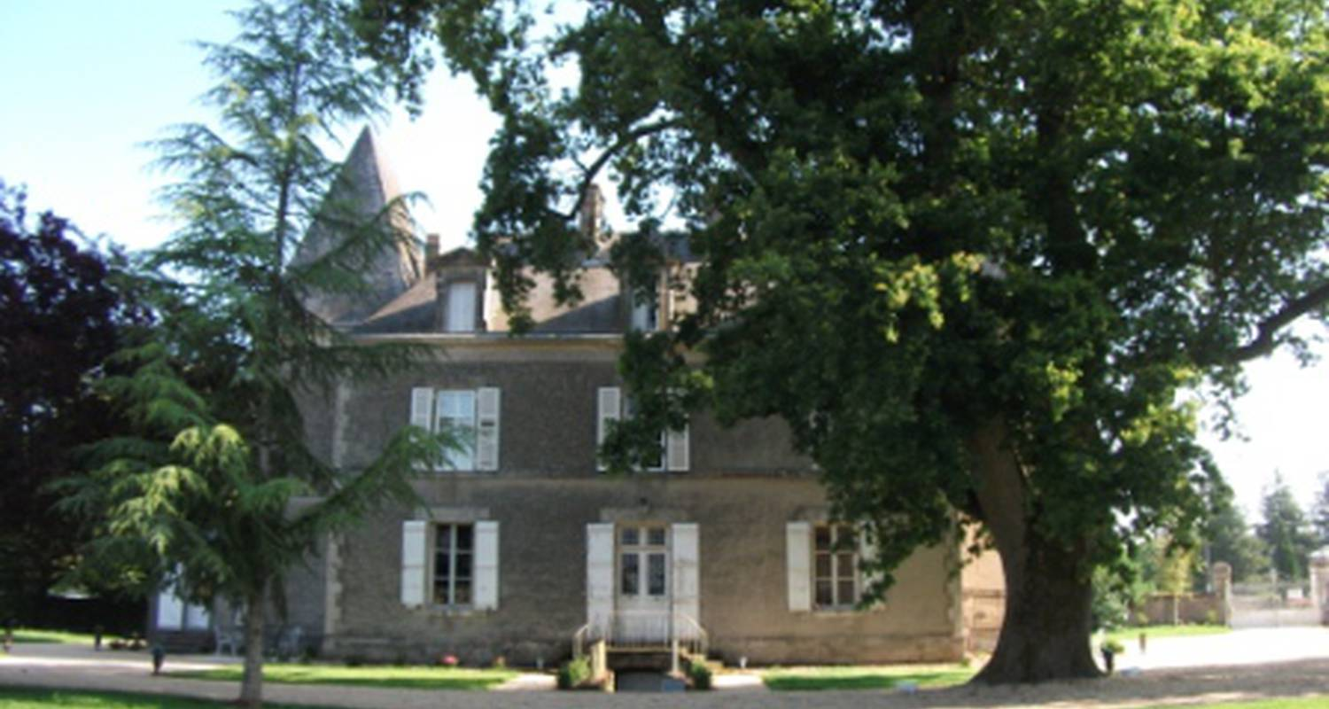 Bed & breakfast: le château de belle-vue in sainte-cécile (102696)