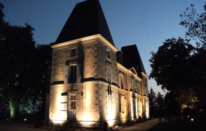 Le Château De Belle-Vue