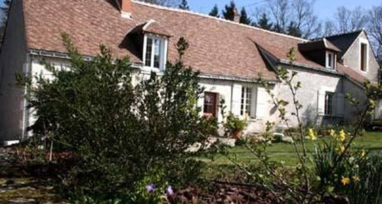 Bed & breakfast: le clos du puits in mosnes (102707)