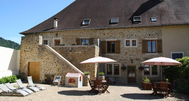 Chambre d'hôtes: la grange de la ferdière à brandon (102743)