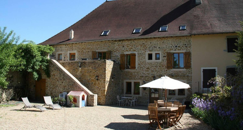 Bed & breakfast: la grange de la ferdière in brandon (102743)