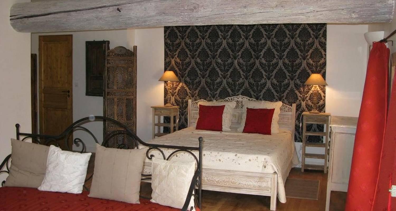 Chambre d'hôtes: le mas d'acanthe à montfaucon (102896)