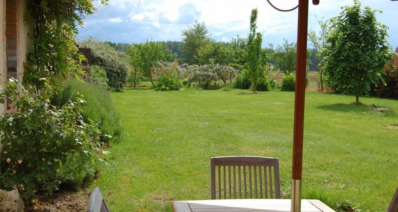Chambre d'hôtes: ferme des gorgeats à sully-sur-loire (102914)