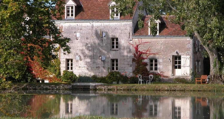 Habitación de huéspedes: moulin du fief gentil en bléré (102991)