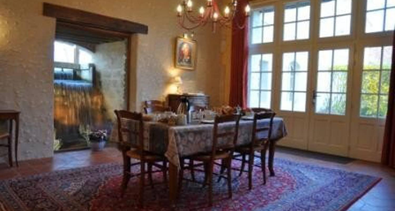 Habitación de huéspedes: moulin du fief gentil en bléré (102994)