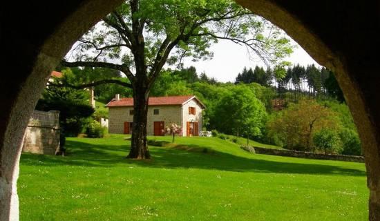 Gîte Du Parc À Montvianeix