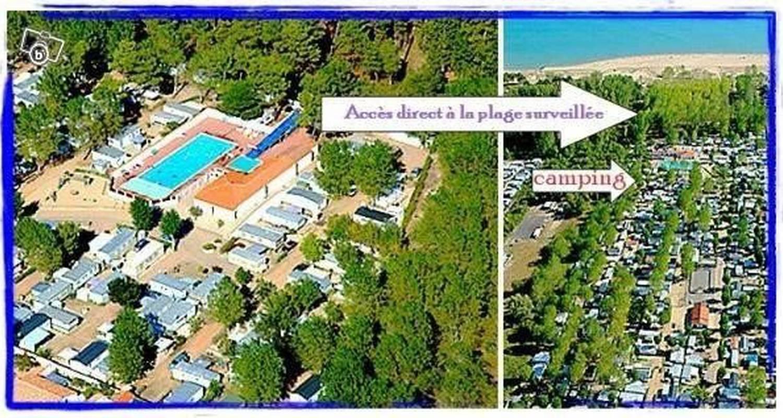 Logement meublé: mobil home vendee 100m mer à la tranche-sur-mer (103479)