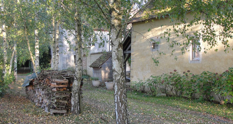 Chambre d'hôtes: la grande maison à saint-fulgent-des-ormes (131499)