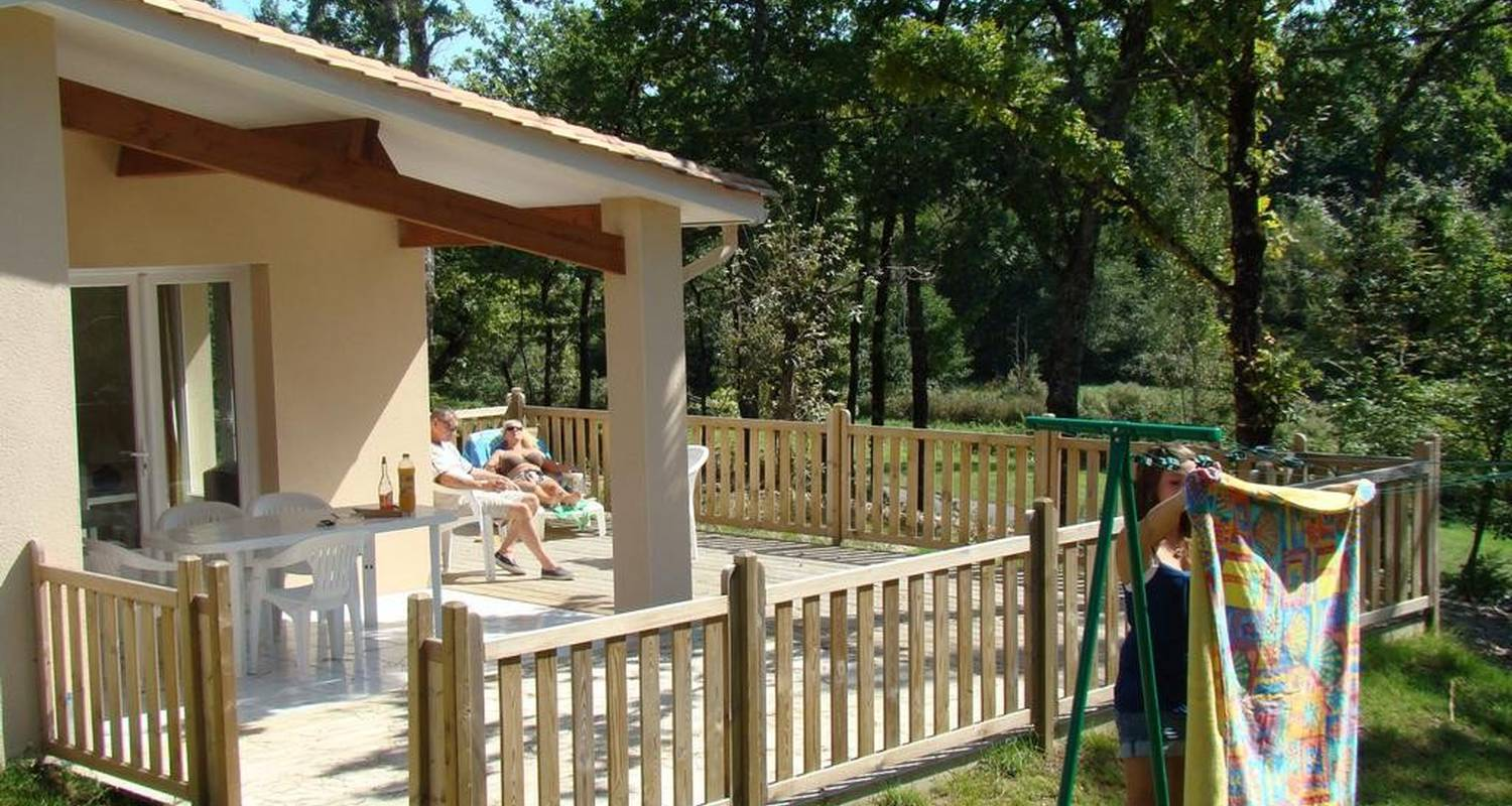 Furnished accommodation: etang vallier resort in brossac (103522)