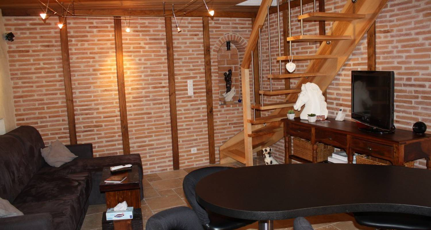 Furnished accommodation: gîte saint loup - albi in albi (103582)