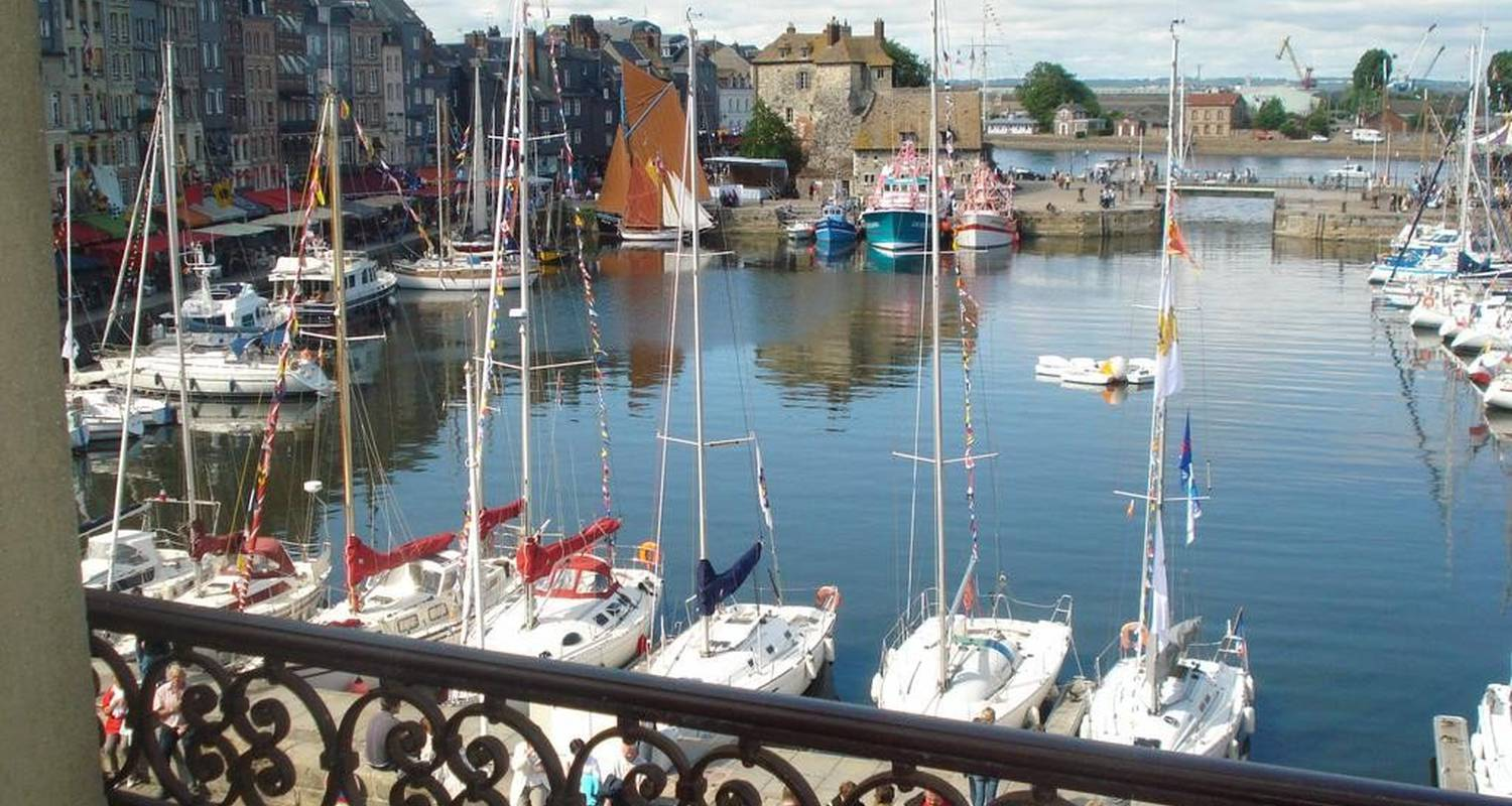 Furnished accommodation: le key west in honfleur (103593)