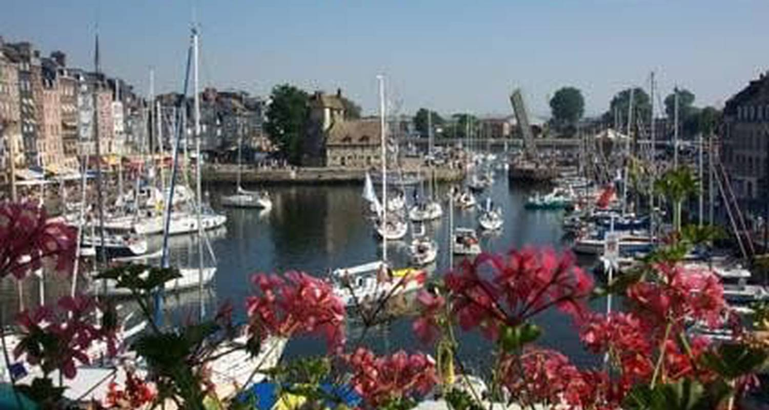 Furnished accommodation: le key west in honfleur (103596)