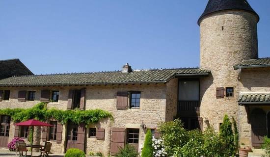 Château de Chasselas picture