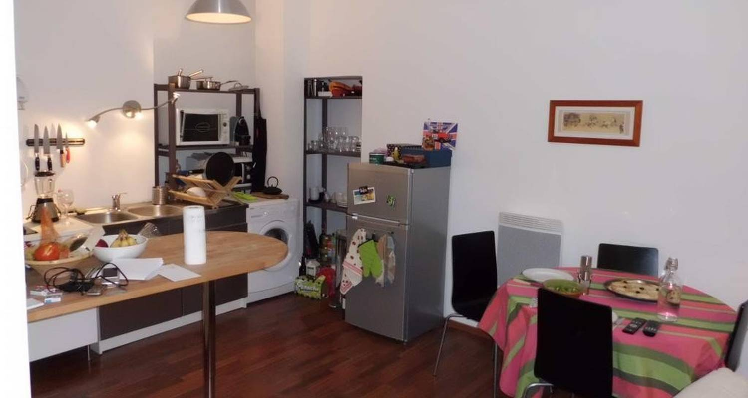 Furnished accommodation: appartement centre de bdx in bordeaux (103615)