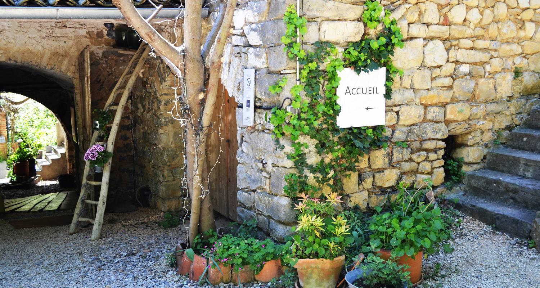 Chambre d'hôtes: la vieille maison - halte gourmande à durfort-et-saint-martin-de-sossenac (125654)