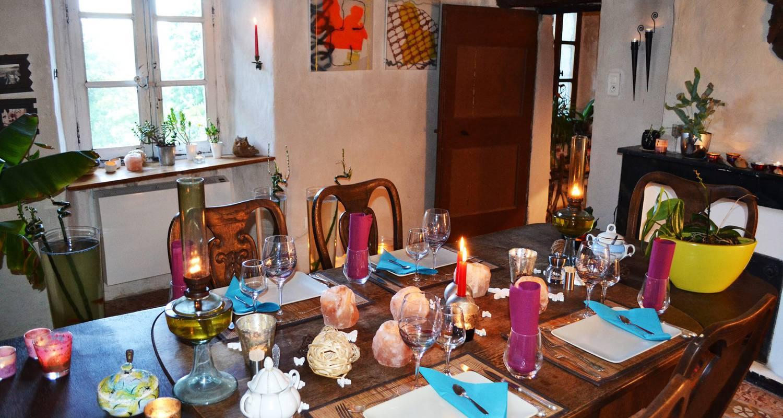 Chambre d'hôtes: la vieille maison - halte gourmande à durfort-et-saint-martin-de-sossenac (125658)
