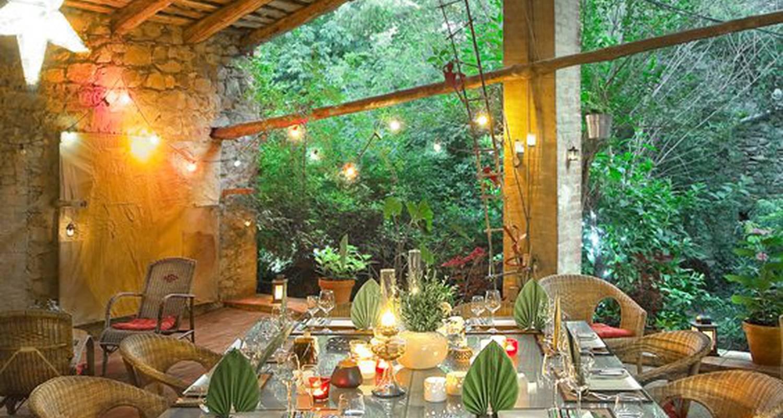 Chambre d'hôtes: la vieille maison - halte gourmande à durfort-et-saint-martin-de-sossenac (125666)