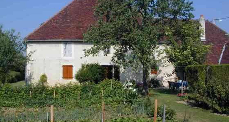 Gîte: gite du val d'amour à chissey-sur-loue (103812)