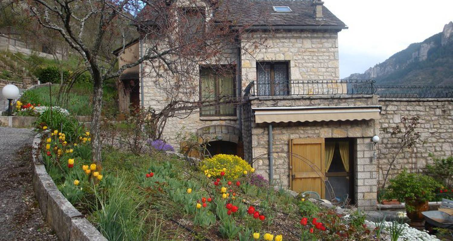 Furnished accommodation: le vignot in sainte-enimie (103979)
