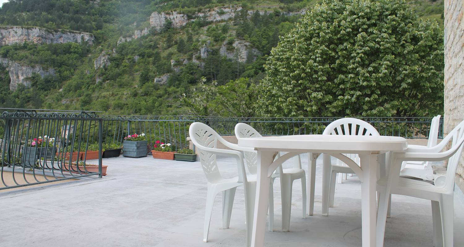 Furnished accommodation: le vignot in sainte-enimie (121164)