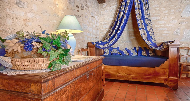 Gîte: gite de la gravée vendée in saint-michel-le-cloucq (104007)
