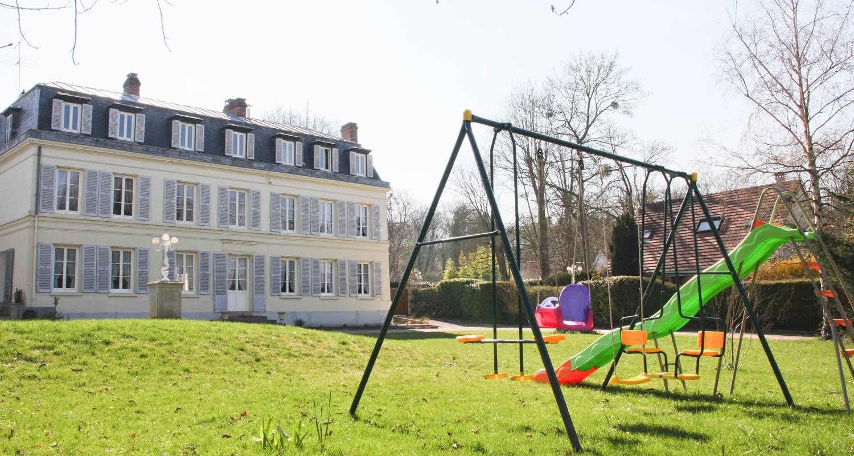 Bed & breakfast: le clos des fees in asnières-sur-oise (121004)