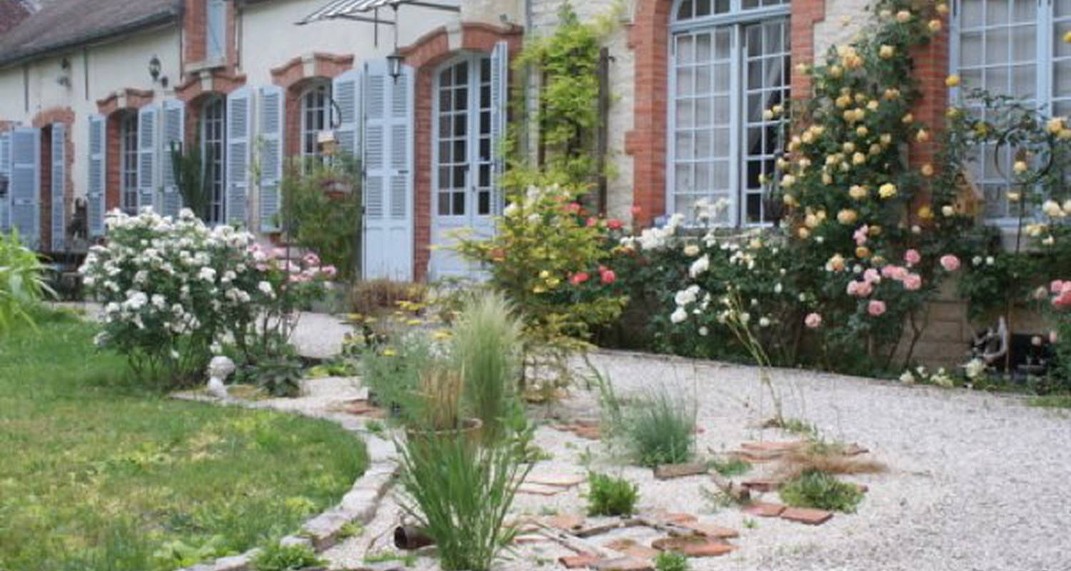 Bed & breakfast: la roseraie in essoyes (104232)