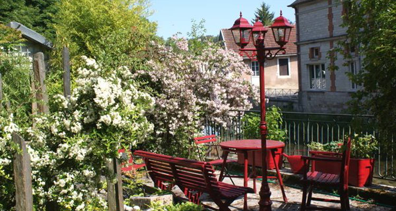 Bed & breakfast: la roseraie in essoyes (104233)