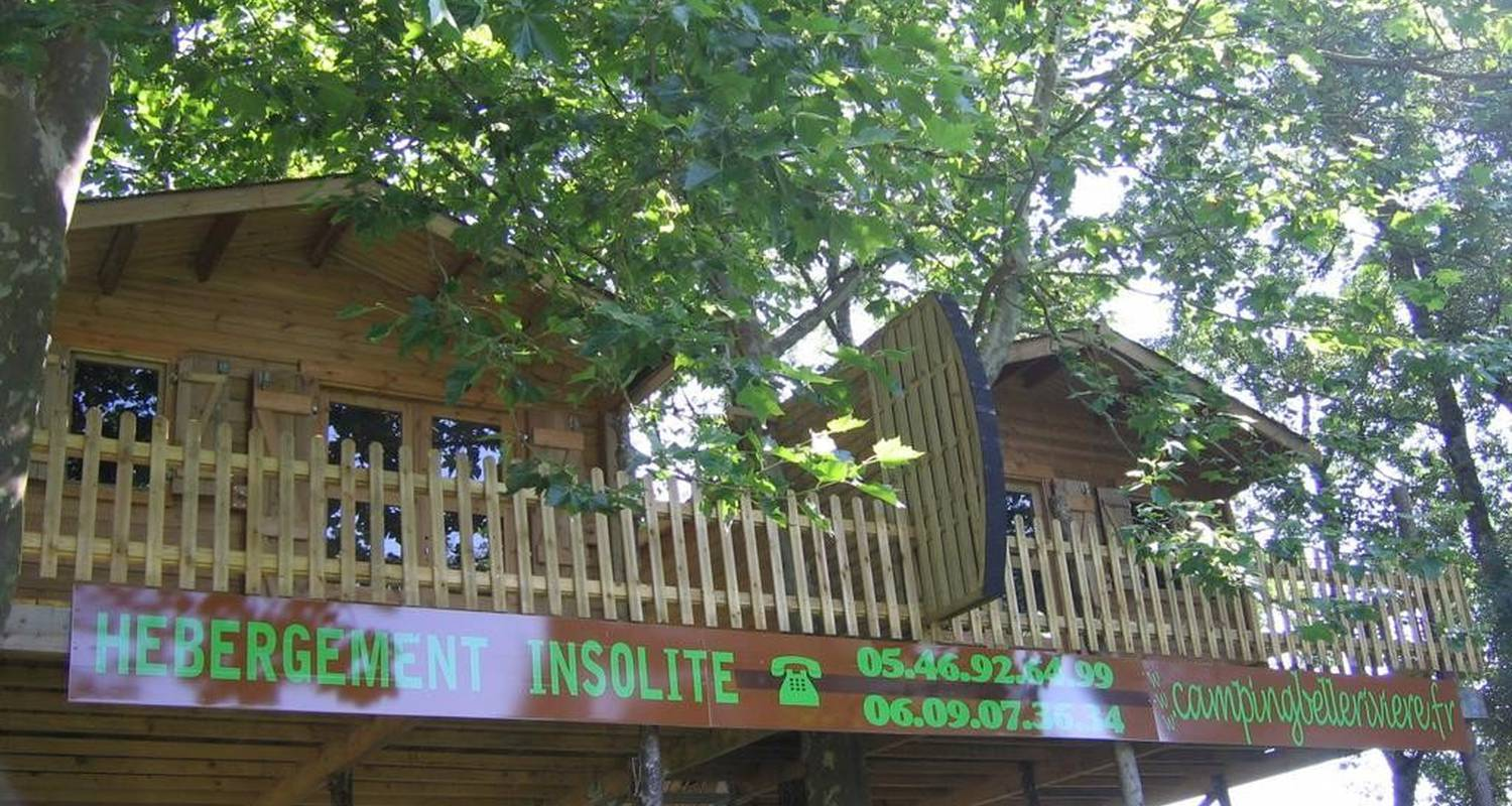 Camping pitches: camping belle rivière in chaniers (104305)