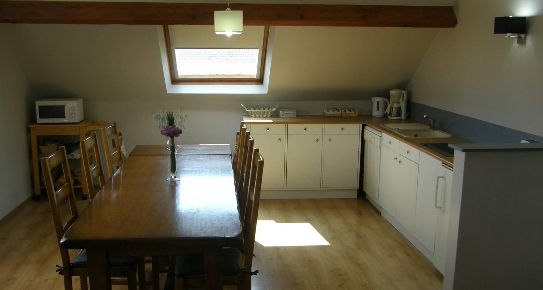 Bed & breakfast: casa b&b in vecquemont (123125)
