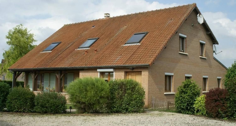 Chambre d'hôtes: casa chambres d'hôtes à vecquemont (104420)