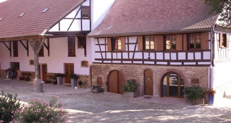 Bed & breakfast: ferme martzloff in breuschwickersheim (104553)