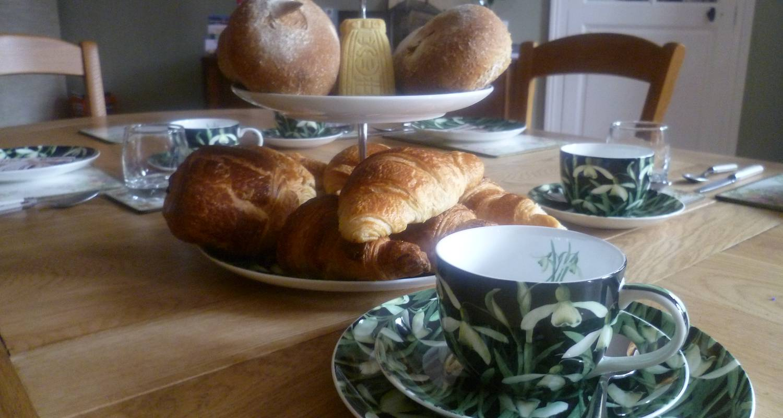 Bed & breakfast: l'oree du parc in montigny-sur-aube (129487)