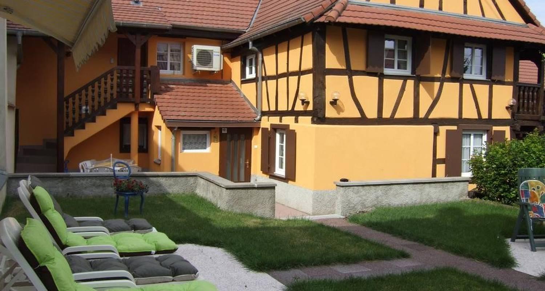 Gîte: la ferme pierre  in donnenheim (104801)