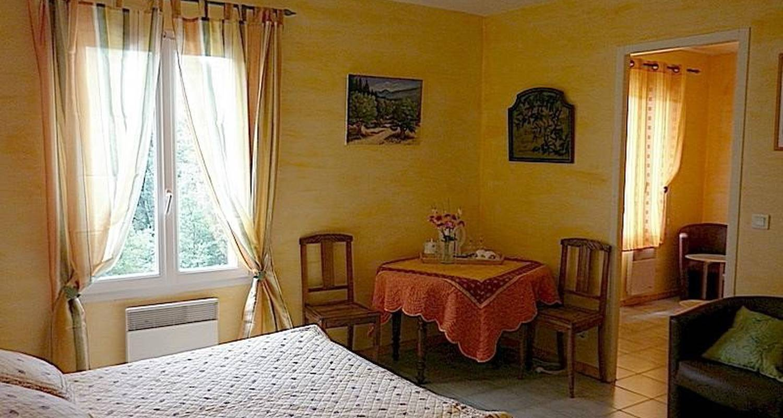 Bed & breakfast: villa de l'adrech in montagnac-montpezat (104915)